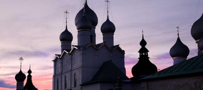 Путешествие по Ростовской земле — по берегам озера Неро