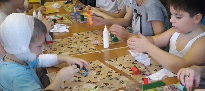 Новый сезон бесед и мастер-классов в детской больнице св. Владимира