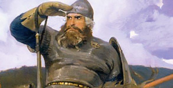 Илья Муромец: Воин. Монах. Святой.