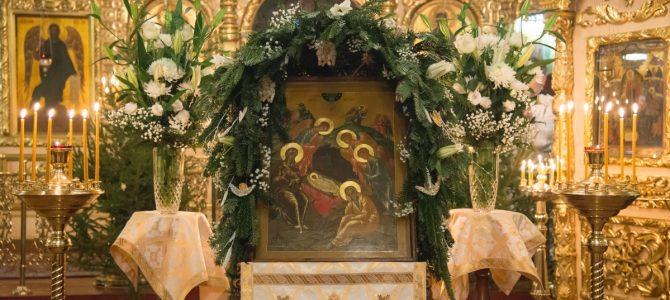Рождественские богослужения, фото