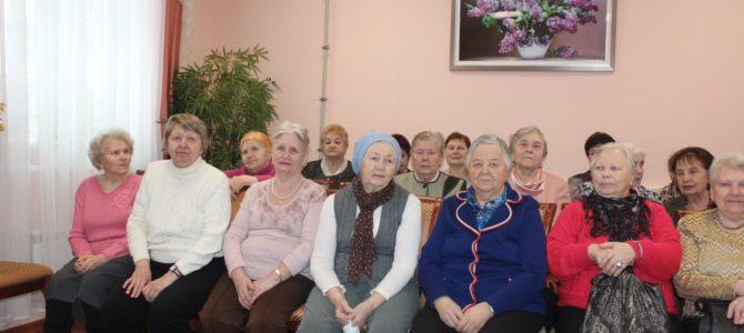 Прощеное воскресенье в ЦСО района «Богородское»