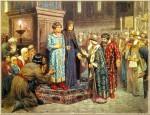 Кившенко А. Избрание Михаила Федоровича на царство
