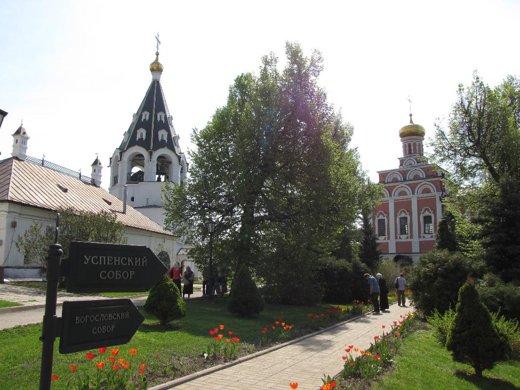 10 мая состоится паломническая поездка в Иоанно-Богословский монастырь под Рязанью