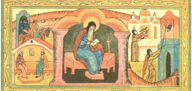 Нестор-летописец. Монах историк.
