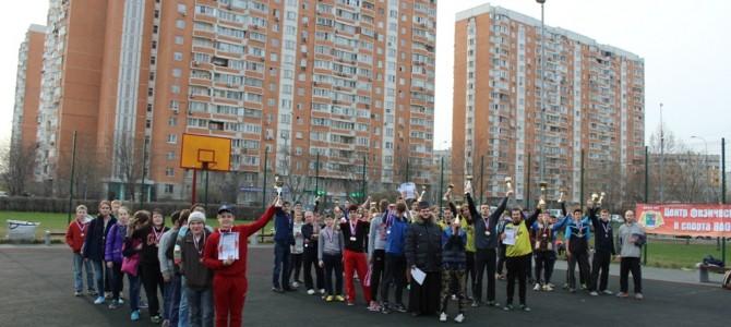 Восьмые Георгиевские игры в парке «Радуга»