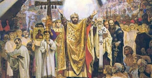 «Восхвалим великого Владимира, апостолом равного…»