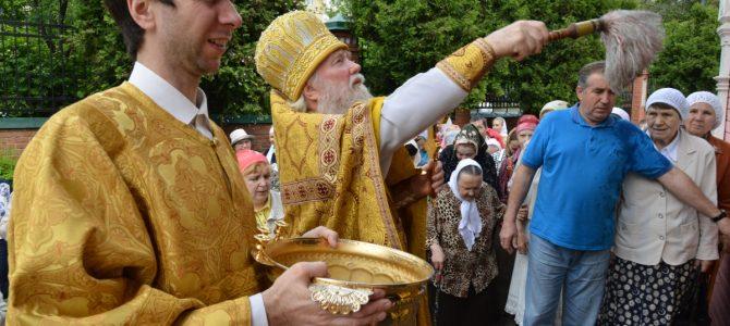 Престольный праздник в Богородском