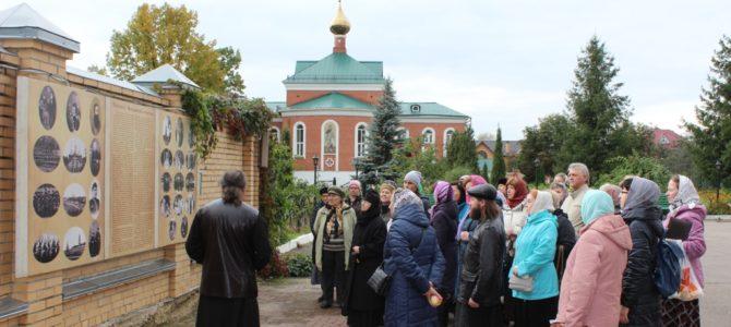 К святыням Московской губернии