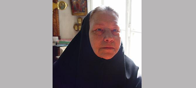 Отошла ко Господу бывшая алтарница нашего храма схимонахиня Григория (Биллим)
