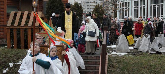 Святочное шествие и рождественский утренник