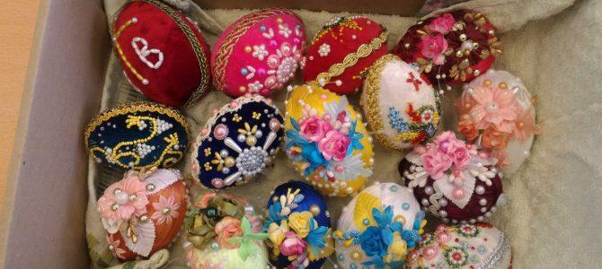 Готовим пасхальные сувениры