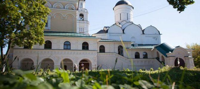 26 августа состоялась паломническая поездка в город Киржач и Стефано-Махрищский монастырь