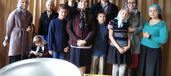 Гости из ЦССВ «Маяк»