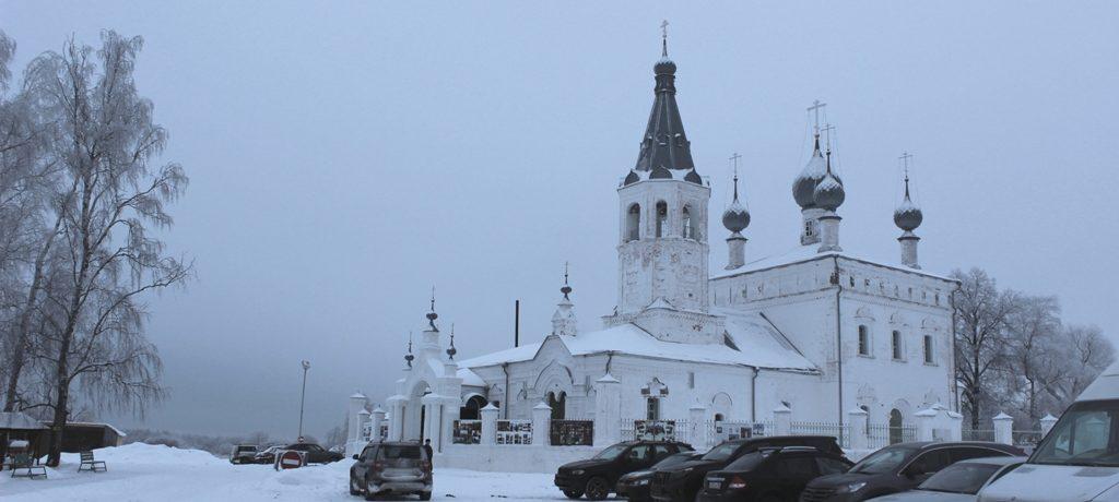 25 ноября состоится паломническая поездка к Животворящему Кресту в Годеново