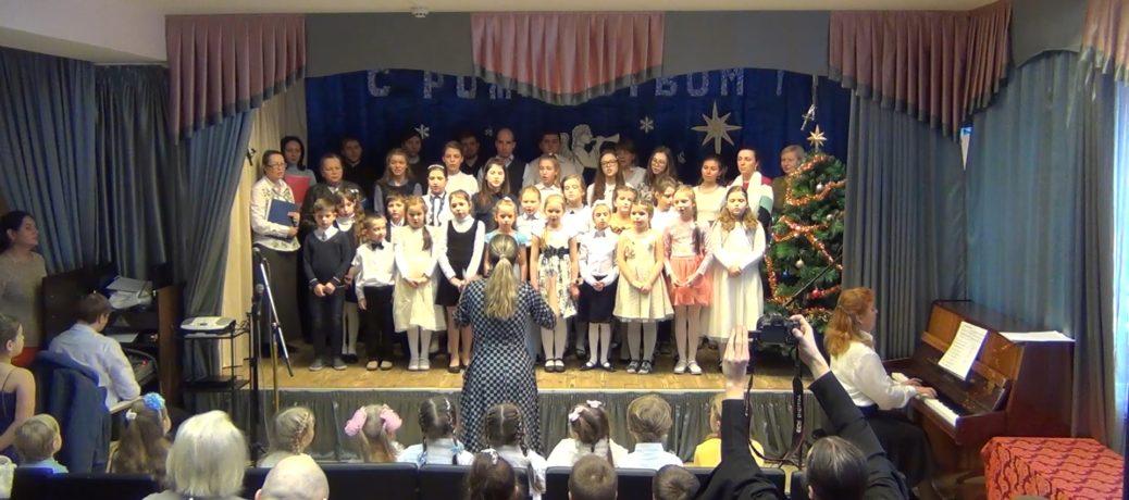Рождественские концерты (видео)