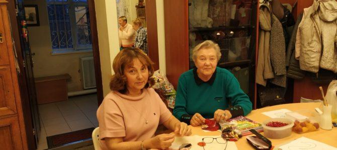 Начались занятия по проекту » Московское долголетие».