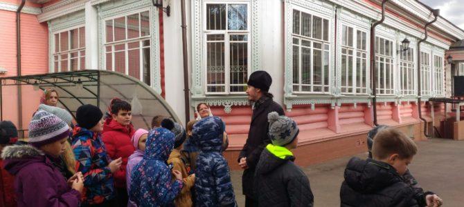 В Богородском прошла экскурсия для школьников