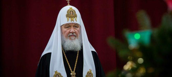 Поздравляем Святейшего Патриарха с днем рождения!